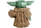 Конструктор LEGO Star Wars The Child (75318) Малыш Йода, фото 4