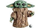 Конструктор LEGO Star Wars The Child (75318) Малыш Йода, фото 7
