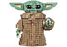Конструктор LEGO Star Wars The Child (75318) Малыш Йода, фото 5
