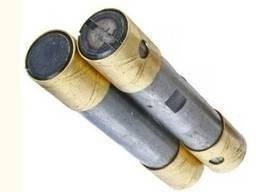 Шворінь кулака поворотного з втулками 2ПТС-4 комплект (2 осі + 4 втулки)