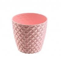 Цветочный горшок Elif Knit 447 Розовый