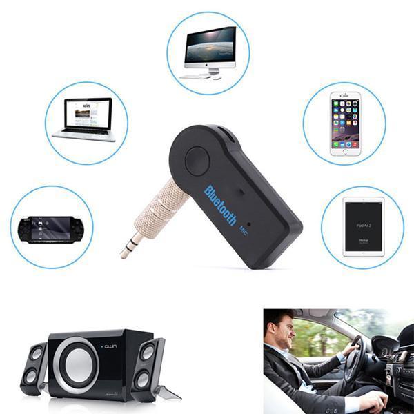Автомобильный ресивер Bluetooth AUX BT350, ФМ модулятор