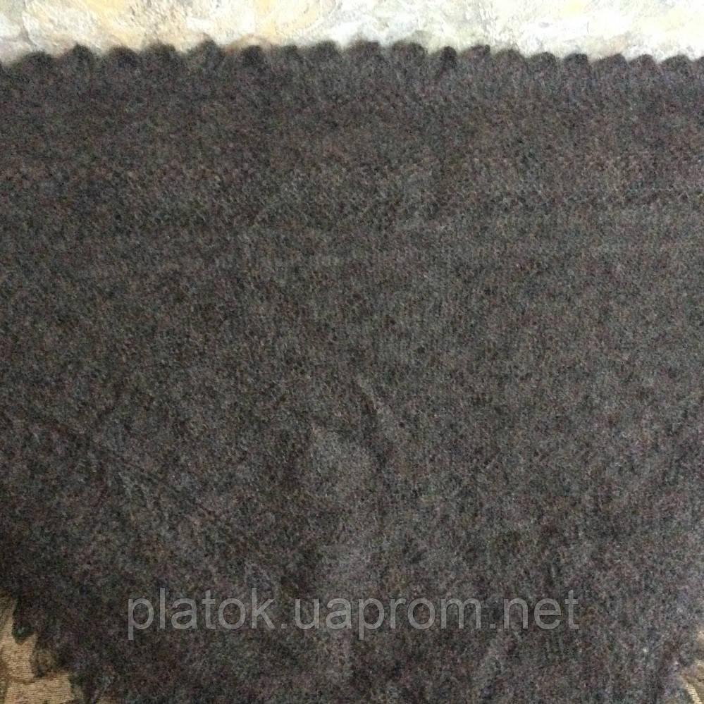 Косинка пухова тепла щільна До-00138, сіра, діагональ 130 см