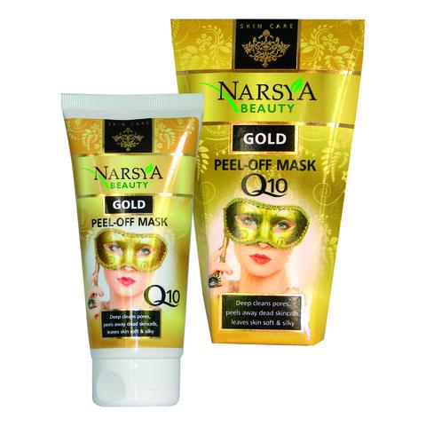 Золота маска-плівка омолоджує Narsya beauty від Arsy Cosmetics 100 мл