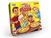 """Настільна розважальна гра """"IQ Pizza"""" укр"""