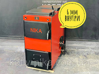 Котел Питон Универсальный 12 кВт МЕТАЛЛ 6 мм