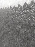 Косинка пухова тепла щільна До-00138, сіра, діагональ 130 см, фото 5