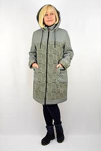 "Куртка ""Аурика"" полынь - Модель Х22-1"