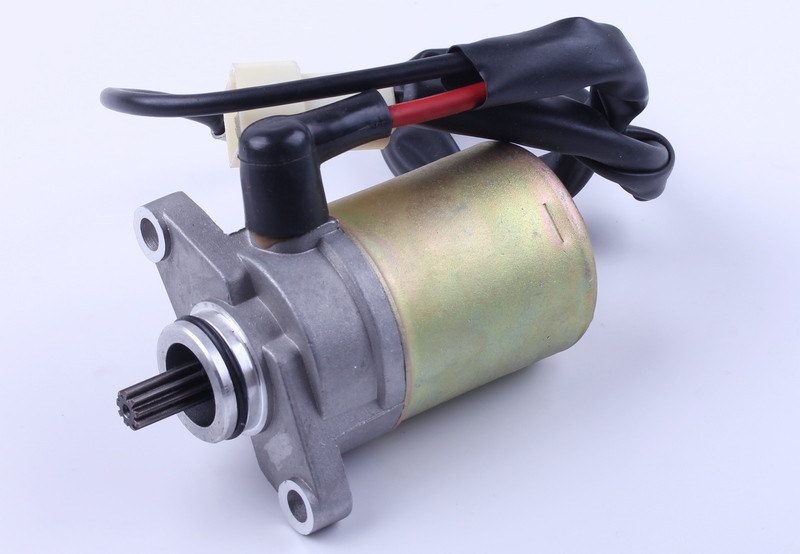 Стартер электрический (ремень) - 50CC2T