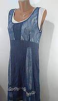 Літній сарафан Розмір 40 ( Е-99), фото 3