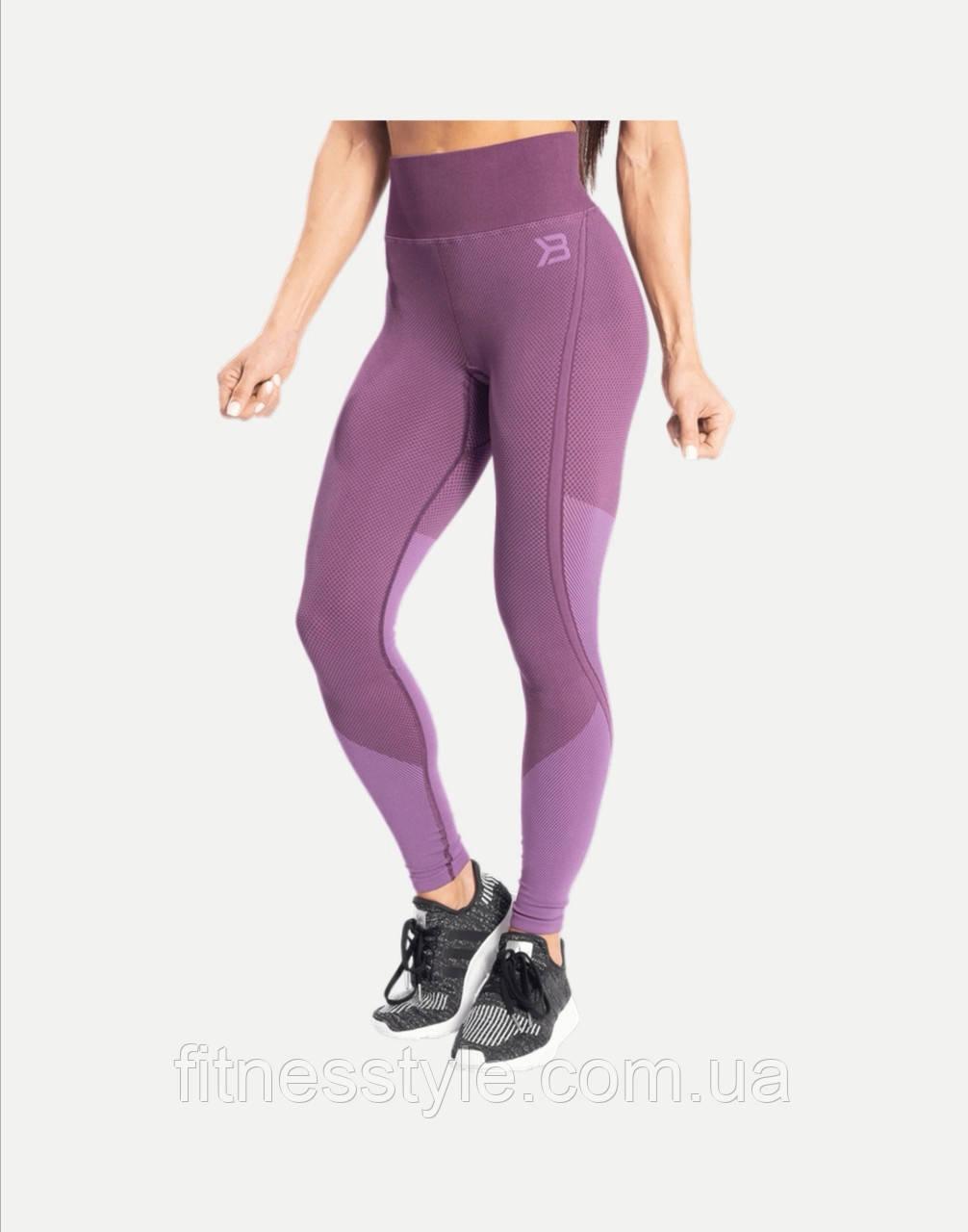 Леггинсы Better Bodies Roxy Seamless Leggings, Royal Purple