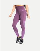 Леггинсы Better Bodies Roxy Seamless Leggings, Royal Purple, фото 1