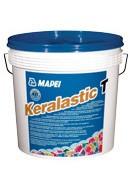 Поліуретановий клей Mapei KERALASTIC T Bianco 10 кг,Харків