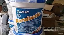 Поліуретановий клей Mapei KERALASTIC T Bianco 10 кг,Харків, фото 2