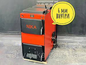 Котел Пітон Універсальний 36 кВт МЕТАЛ 6 мм