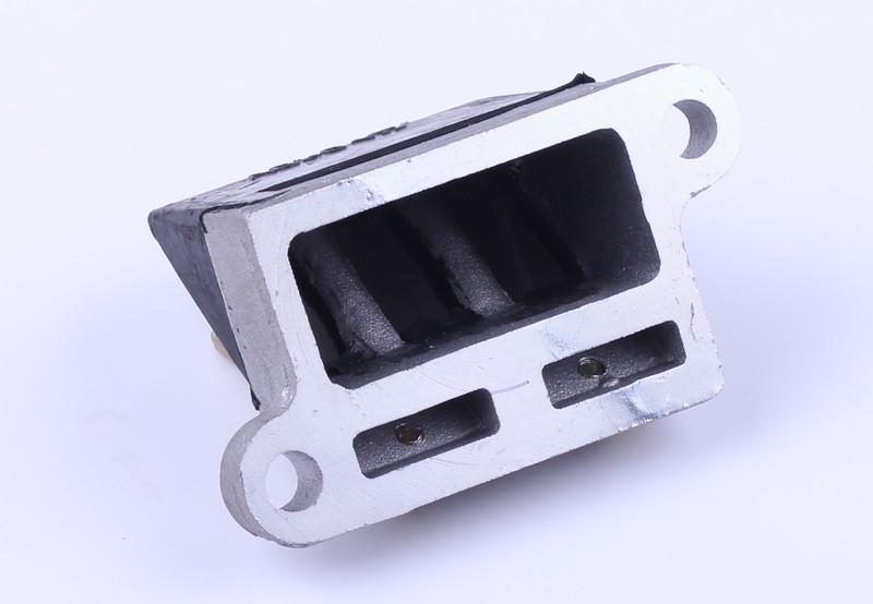 Клапан лепестковый - AD50/sepia