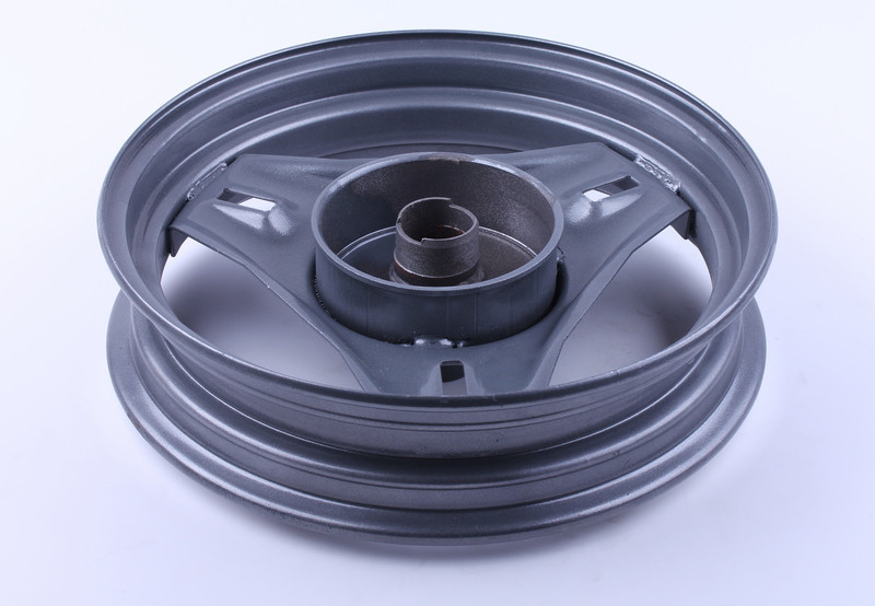 Диск передній сталевий, барабанні гальма - Suzuki 50