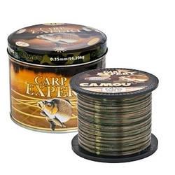 Волосінь Carp Expert Camou 1000м 0.40 мм