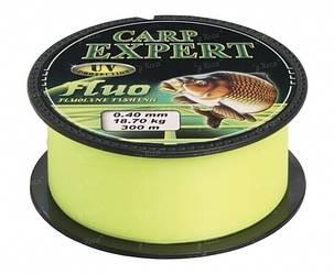 Волосінь Carp Expert Fluo Yellow 300м 0.35 мм