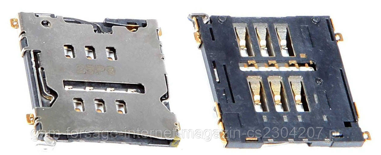 Сім коннектор для HTC One X
