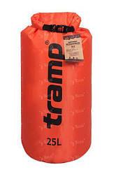 Гермомешок Tramp PVC Diamond Rip-Stop помаранчевий TRA-112