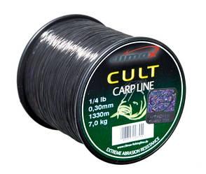 Волосінь Climax Cult Carpline Mono чорна 0.28 6.1 кг 1500m