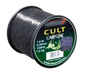 Волосінь Climax Cult Carpline Mono чорна 0.30 7кг 1330m