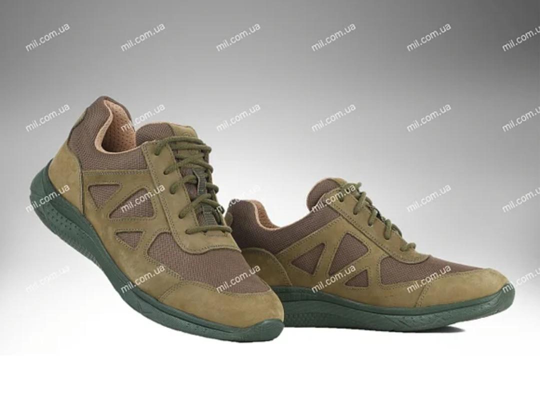 Кросівки тактичні демісезонні / армійська, військова взуття Ягуар (olive)