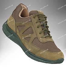 Кросівки тактичні демісезонні / армійська, військова взуття Ягуар (olive), фото 3
