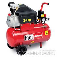 Компрессор поршневой 170 л/мин AMICO 24-2400 Fini Италия