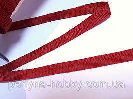 Киперная тесьма лента, киперка. Кіперка, кіперна стрічка, червона 10 мм