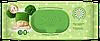 Влажные салфетки Smile Baby, с экстрактом ромашки и алоэ, 72 шт