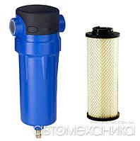 Фильтр предварительной очистки сжатого воздуха 1170 л/мин F 0010 QF Италия