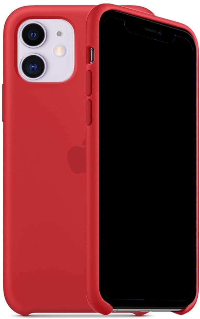 Чехол для  Iphone 11 Original copy / Красный