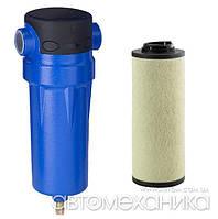 Фильтр средней очистки сжатого воздуха 1170 л/мин F 0010 PF Италия