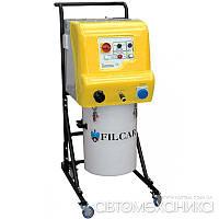 Професійний пилосос 1,5 кВт GINGO Filcar Італія, фото 1