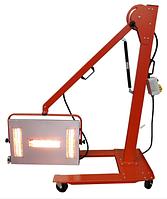 Мобільна інфрачервона сушка 130D, Blowtherm Італія