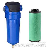 Фильтр тонкой очистки сжатого воздуха 1170 л/мин F 0010 HF Италия