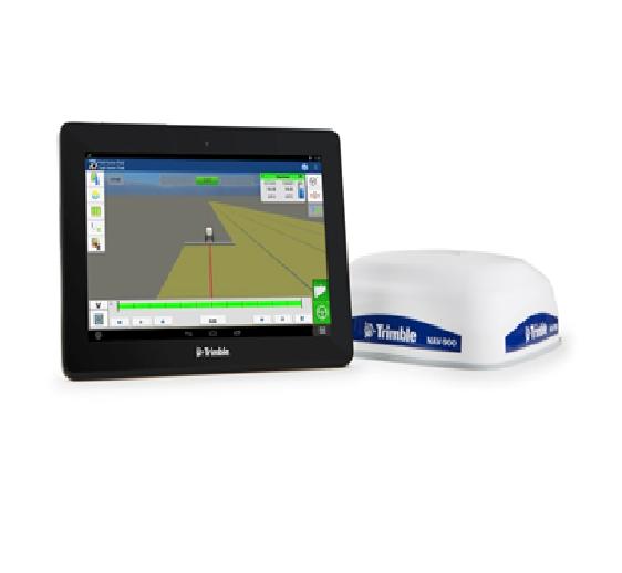 Дисплей GFX-750 + антена NAV-900 (NEW HOLLAND XCN-1050)