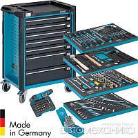 Набор инструментов Premium 220 пр. в тележке 179-7 Hazet Германия, фото 1