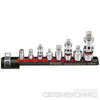 Набір адаптерів і карданів 8 шт. 300814 Sonic Голландія