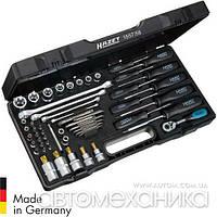 Комбинированный набор инструментов TORX 58 пр. 1557/58 Hazet Германия