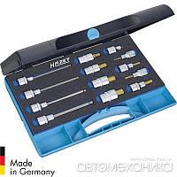 """Набор головок 1/2"""" с насадками HEX 13 предметов 986/13 Hazet Германия"""