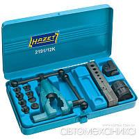Набор инструментов для развальцовки трубок 2191/12 K Hazet Германия