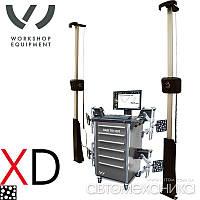 Стенд VAS 701 001 для VW-Audi Porsche технология XD, 3 камеры Hofmann Германия