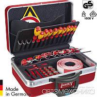 Набір діелектричних інструментів для електромобілів VAS 6762 Hazet Німеччина