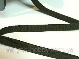 Киперная тесьма лента, киперка. Кіперка, кіперна стрічка, хакі темне10 мм