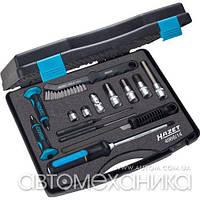Набір інструментів для обслуговування гальм 14 пр. 4968/14 Hazet Німеччина