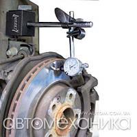 Індикатор для перевірки биття дисків 2155 Hazet Німеччина