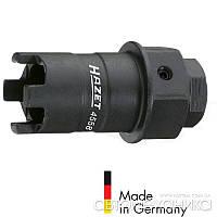 Ключ корончатый для гаек дизельных форсунок 4558-2 Hazet Германия